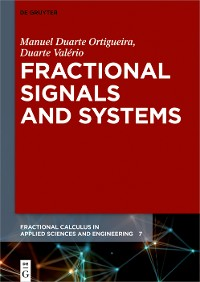 Cover Fractional Signals and Systems