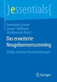 Cover Das erweiterte Neugeborenenscreening