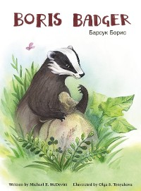 Cover Boris Badger
