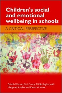 Cover Children's Social and Emotional Wellbeing in Schools