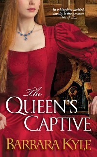 Cover The Queen's Captive