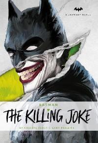 Cover DC Comics novels - Batman