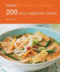 Cover Hamlyn All Colour Cookery: 200 Easy Vegetarian Dishes