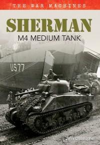 Cover Sherman M4 Medium Tank