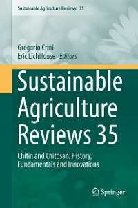 Cover Sustainable Agriculture Reviews 35