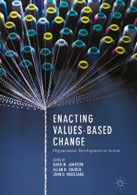 Cover Enacting Values-Based Change