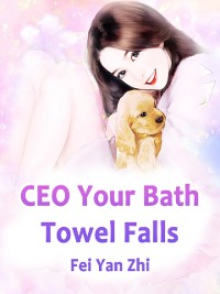 Cover CEO: Your Bath Towel Falls