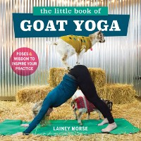 Cover Little Book of Goat Yoga