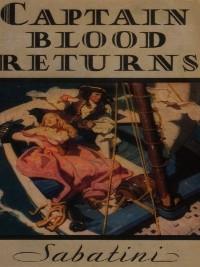 Cover Captain Blood Returns