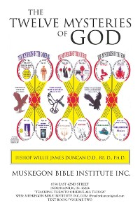 Cover THE TWELVE MYSTERIES OF GOD