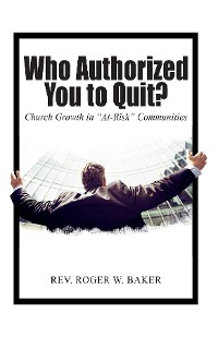 Cover Who Authorized You to Quit?