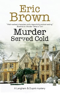 Cover Murder Served Cold