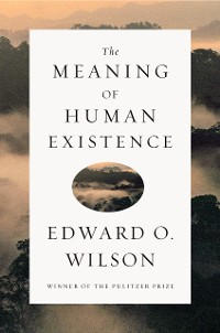 Cover The Meaning of Human Existence