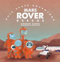 Cover Mars Rover Rescue