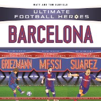Cover Ultimate Football Heroes Collection: Barcelona