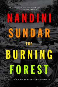 Cover The Burning Forest