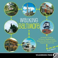 Cover Walking Baltimore