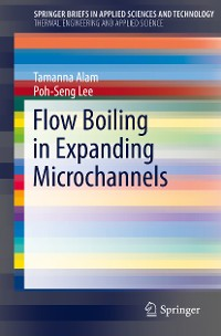 Cover Flow Boiling in Expanding Microchannels