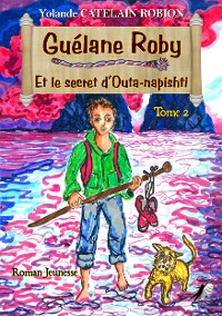 Cover Guélane Roby - Tome 2