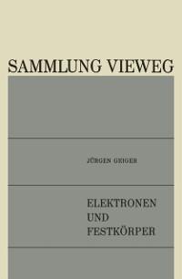 Cover Elektronen und Festkorper