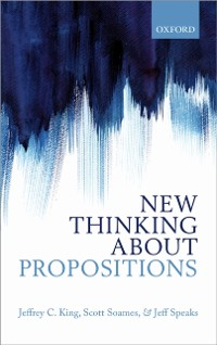 Cover New Thinking about Propositions