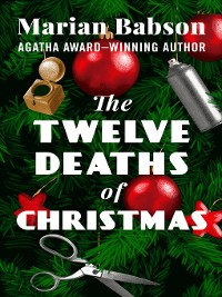 Cover The Twelve Deaths of Christmas
