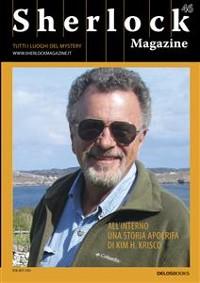 Cover Sherlock Magazine 46