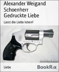 Cover Gedruckte Liebe