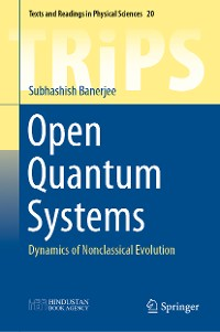Cover Open Quantum Systems