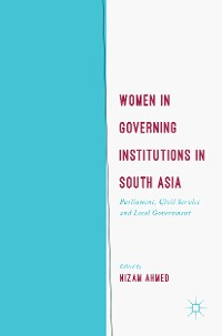 Cover Women in Governing Institutions in South Asia