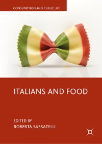 Cover Italians and Food