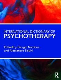Cover International Dictionary of Psychotherapy