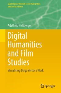 Cover Digital Humanities and Film Studies