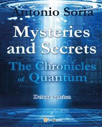 Cover Mysteries and Secrets. The Chronicles of Quantum (Deluxe version) Collector's Edition