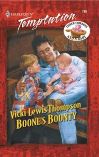 Cover Boone's Bounty (Mills & Boon Temptation)