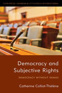 Cover Democracy and Subjective Rights