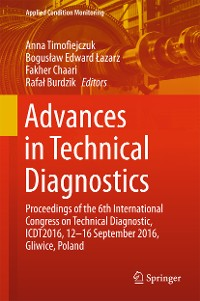 Cover Advances in Technical Diagnostics