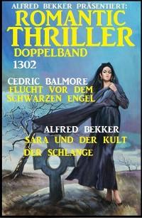 Cover Romantic Thriller Doppelband 1302
