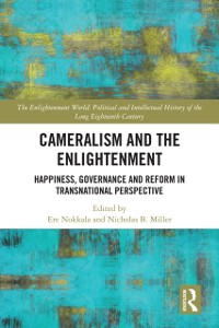 Cover Cameralism and the Enlightenment