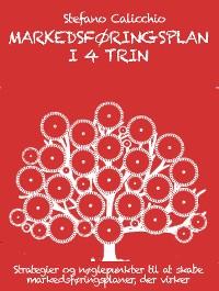 Cover Markedsføringsplan i 4 trin