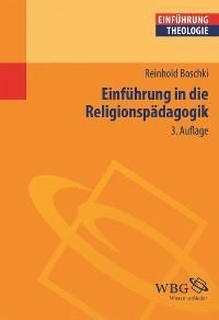 Cover Einführung in die Religionspädagogik