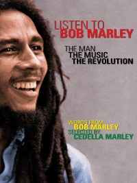 Cover Listen to Bob Marley