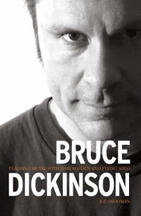 Cover Bruce Dickinson - Maiden Voyage: The Biography