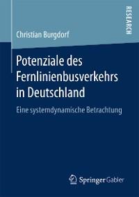 Cover Potenziale des Fernlinienbusverkehrs in Deutschland