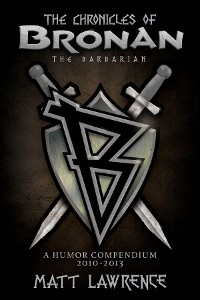 Cover The Chronicles of Bronan the Barbarian
