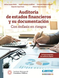 Cover Auditoría de estados financieros y su documentación