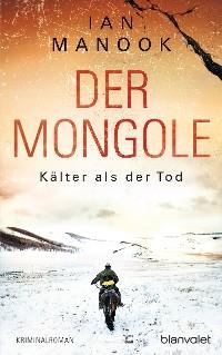 Cover Der Mongole - Kälter als der Tod