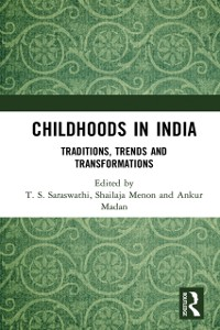 Cover Childhoods in India