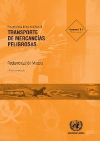 Cover Recomendaciones relativas al transporte de mercancías peligrosas: Reglamentación modelo - Vigésimo primera edición revisada