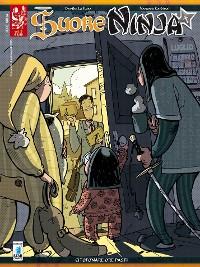 Cover Suore Ninja n° 3 - Citofonare ore pasti